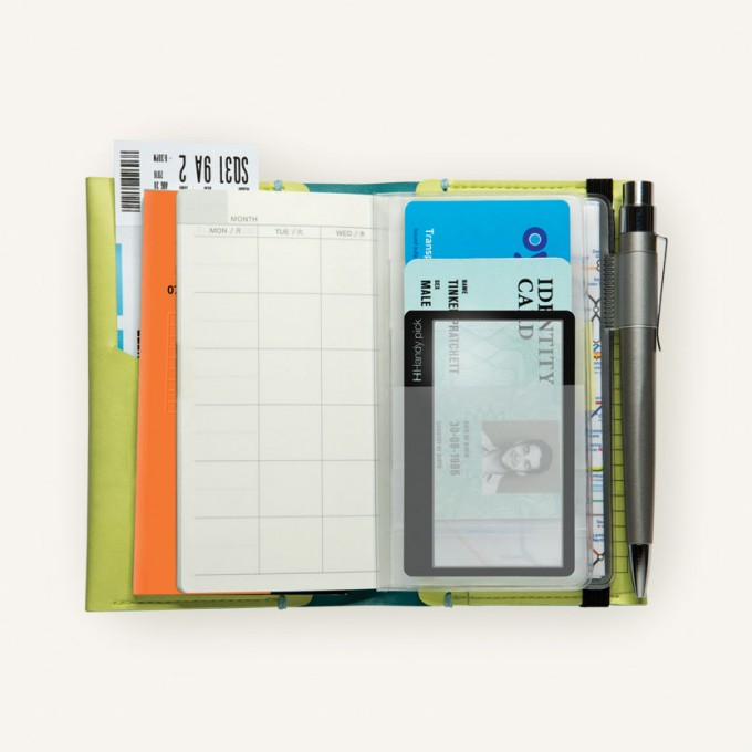 Handy pick Grid Notebook – Small
