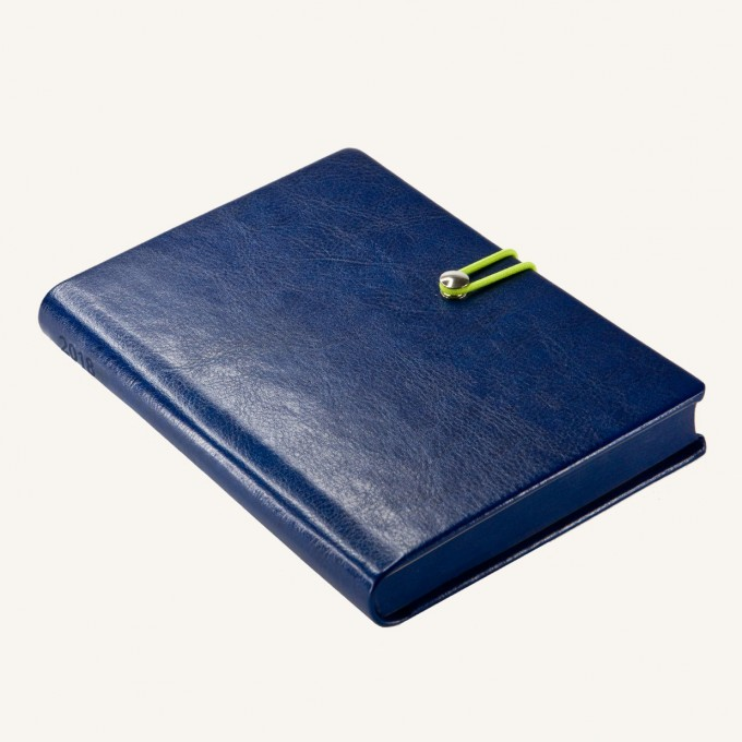 2019 Executive Diary – A6, Dark Blue, Chinese version