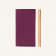 2020 Signature Diary – Pocket, Purple, Chinese version