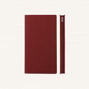 2020 旗艦系列日記 – 袋裝, 紅色, 中文版
