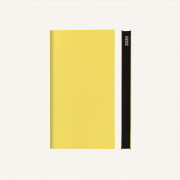 2020 Signature Diary – Pocket, Yellow, English version