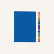 2020 旗艦色彩系列日記 – A6, 藍色, 中文版