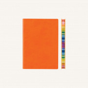 2020 Signature Chromatic Diary – A6, Orange, Chinese version