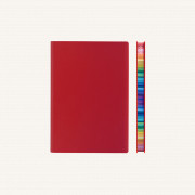 2020 Signature Chromatic Diary – A6, Red, English version