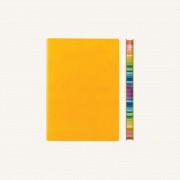 2020 Signature Chromatic Diary – A6, Yellow, English version