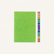 2020 Signature Chromatic Diary – A6, Green, English version