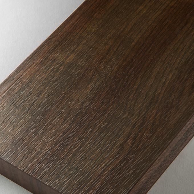Slab Lined Notebook – A6, Mahogany
