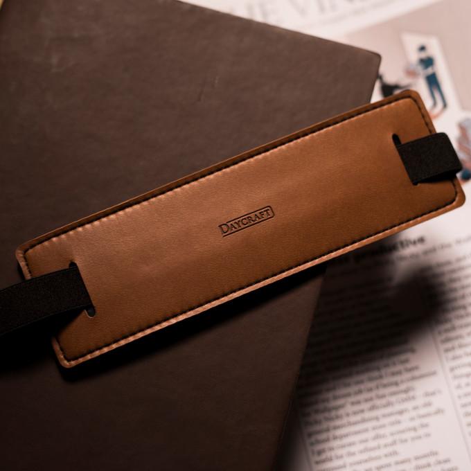Bookmark Band - Black