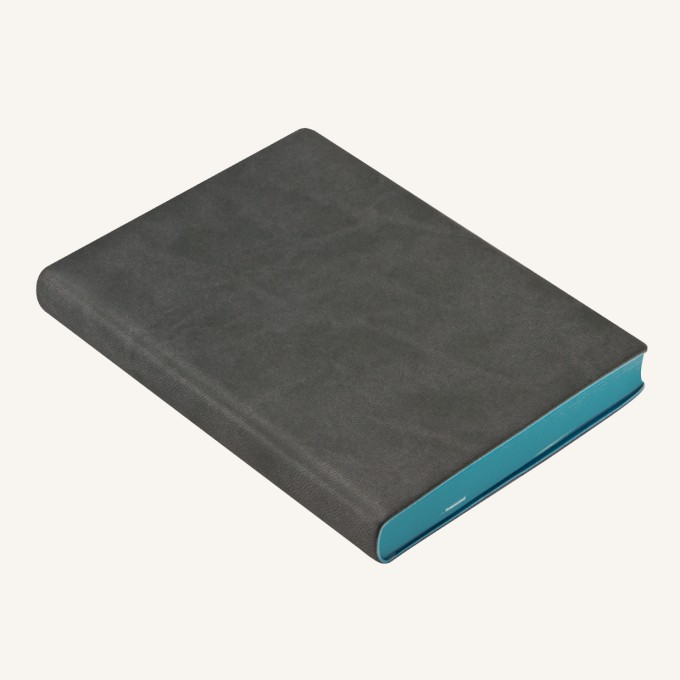 2020 Signature Diary – A6, Grey, Chinese version