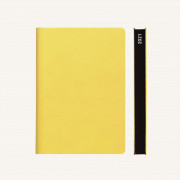 2021 Signature Diary – A5, Yellow, Chinese version