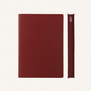 2021 Signature Diary – A5, Red, Chinese version