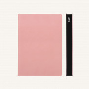 2021 Signature Diary – A5, Pink, Chinese version