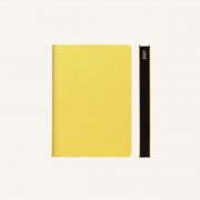 2021 Signature Diary – A6, Yellow, English version