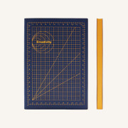 Signature Mathematical Grids Grid Notebook - A5, Creativity