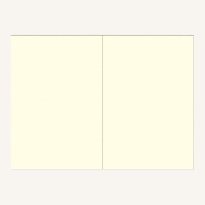 旗艦系列純白本 – A5, 綠色