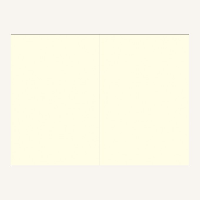 Signature Plain Notebook – A5, Black