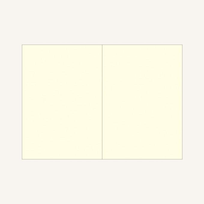 Signature Plain Notebook – A6, Brown