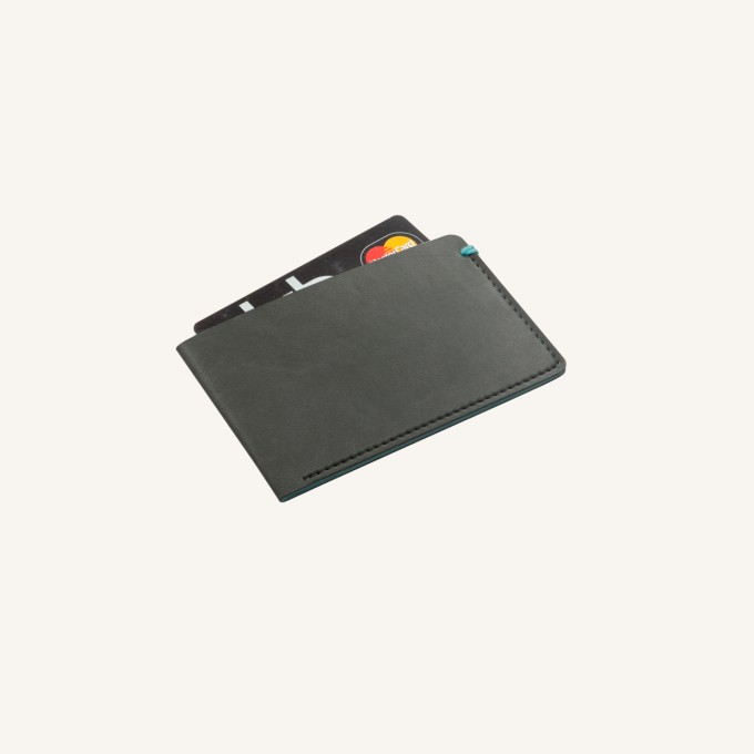 Card Pocket – Grey