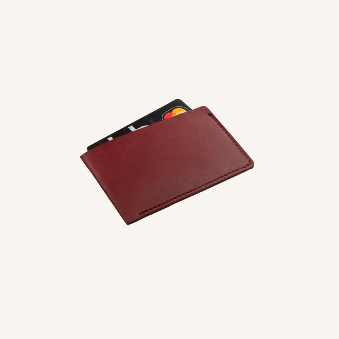 Card Pocket – Red