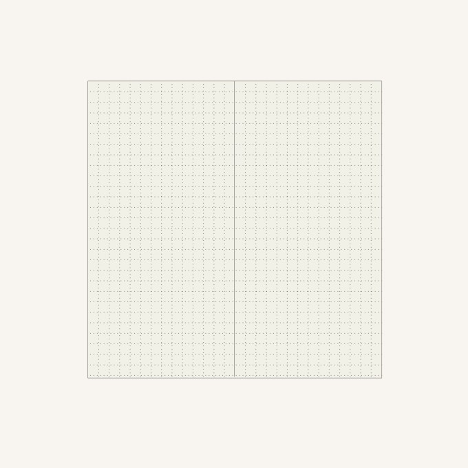 Handy pick Grid Notebook – Large (x 2 booklet)