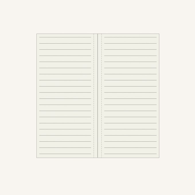 Handy pick Notebook – Large (x 2 booklet)