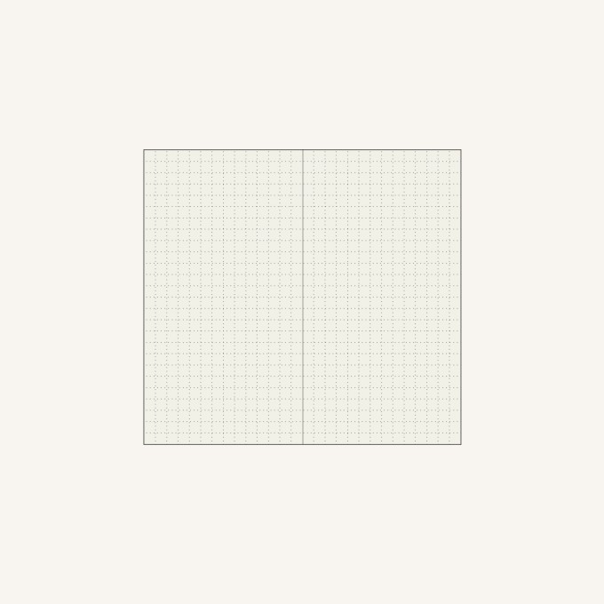 Handy pick Grid Notebook – Small (x 2 booklet)