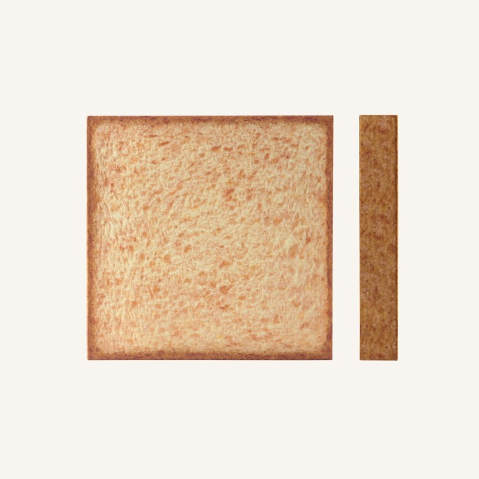 bRead Lined Notebook – Wheat Bread