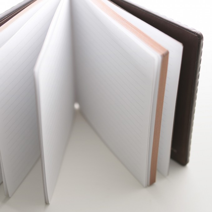 Cookie Bookie Lined Notebook – Chocolate Cracker