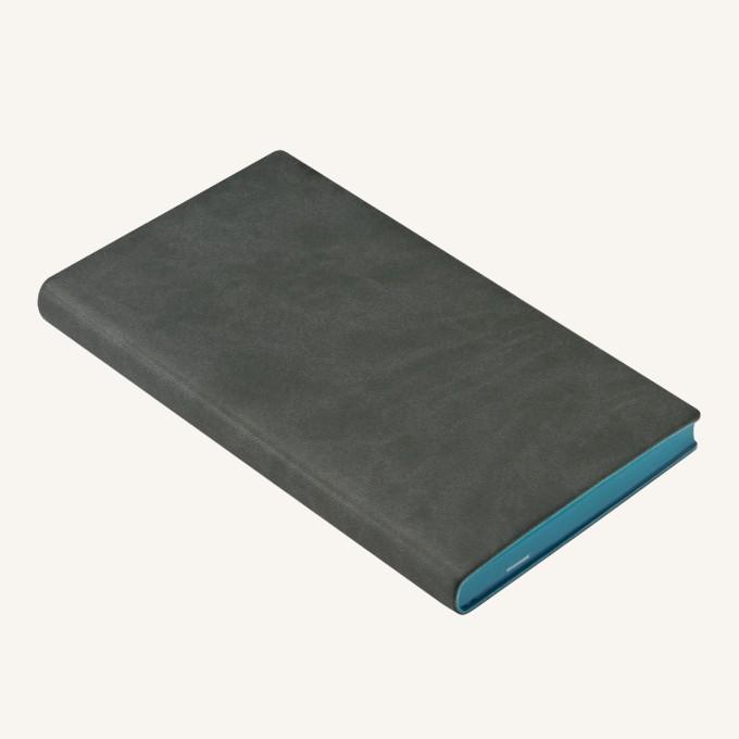 2018 Signature Diary – Pocket, Grey, English version