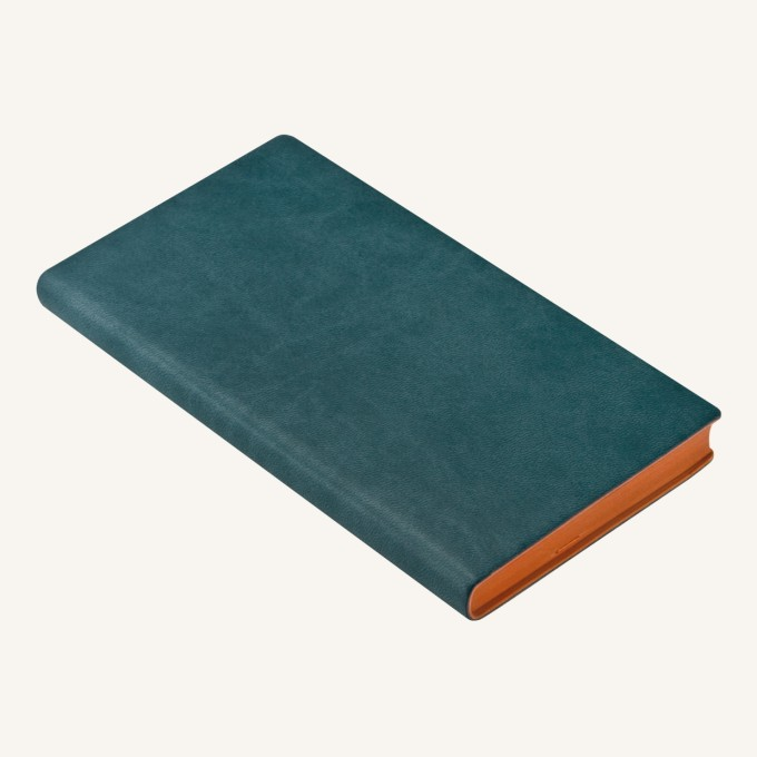 2018 Signature Diary – Pocket, Green, English version