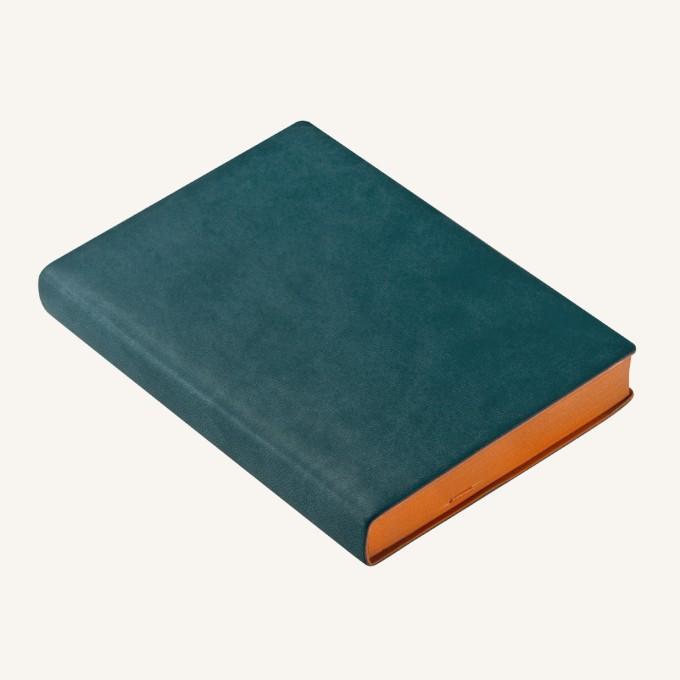 2018 Signature Diary – A6, Green, English version