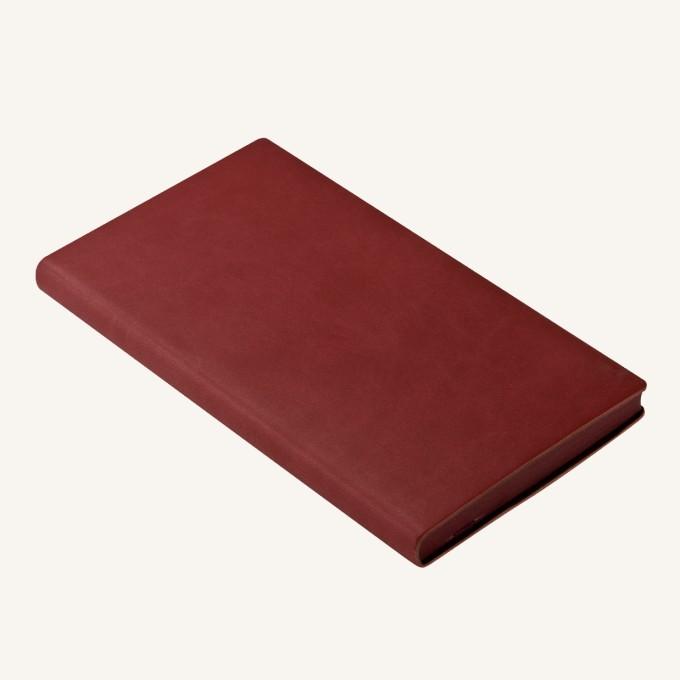 2020 Signature Diary – Pocket, Red, English version