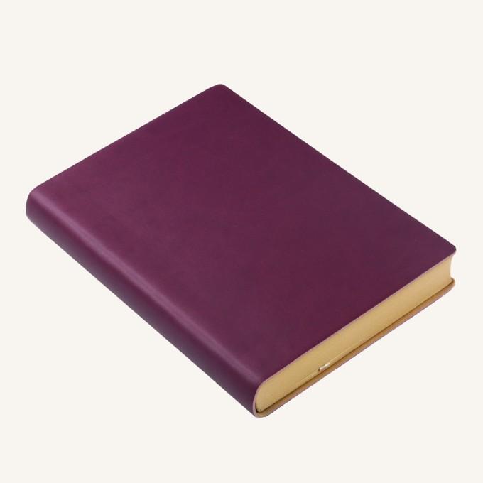 2020 Signature Diary – A6, Purple, English version