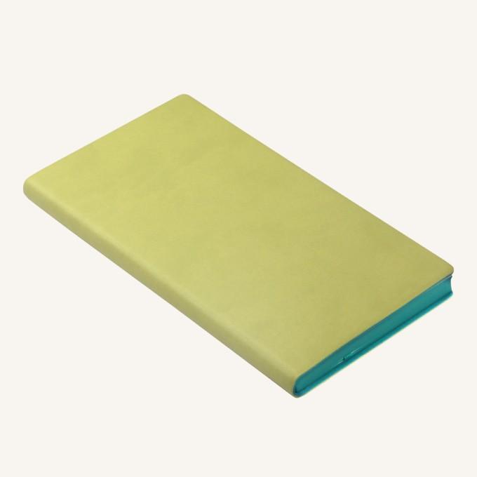 2017 Signature Diary – Pocket, Light Green, English version