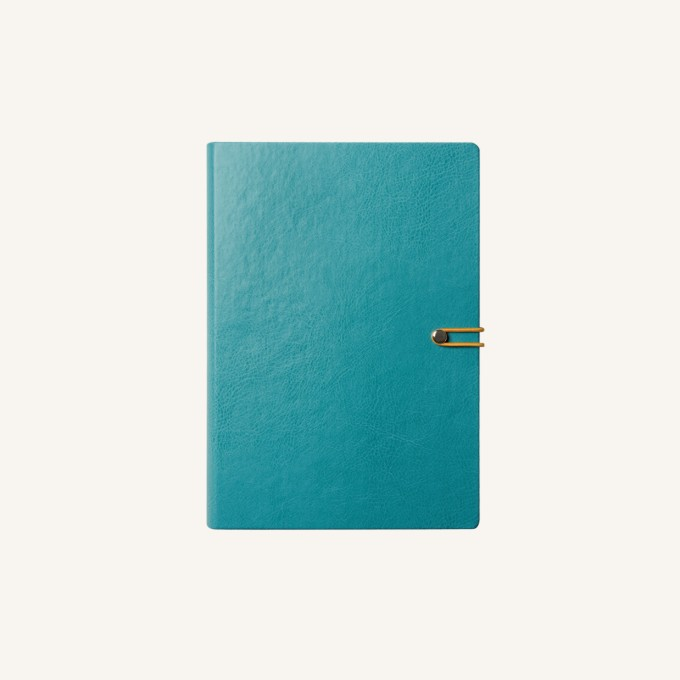 2020 Executive Diary – A6, Blue, Chinese version