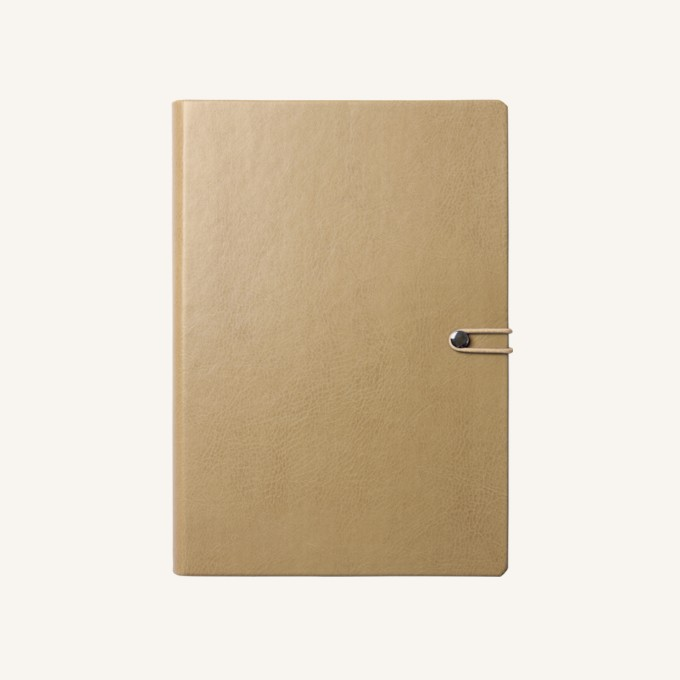 2020 Executive Diary – A5, Brown, Chinese version