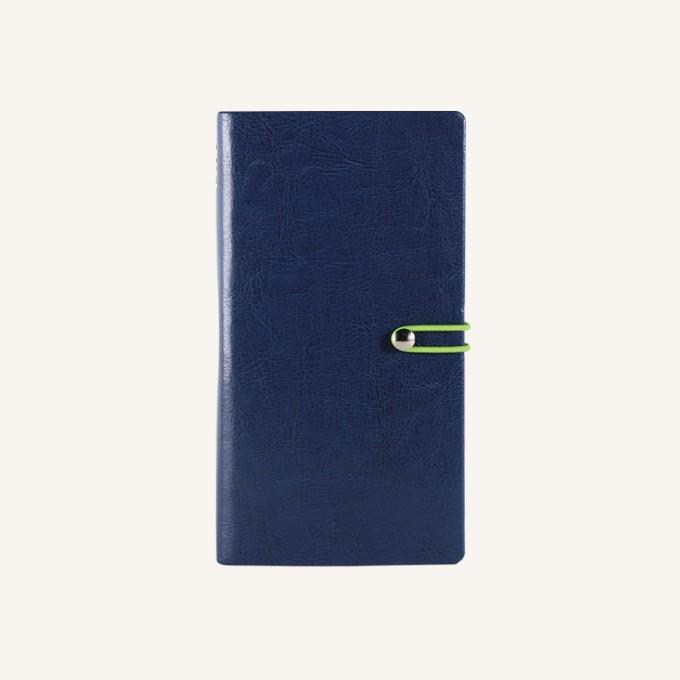 2019 Executive Diary – Pocket, Dark Blue, English version