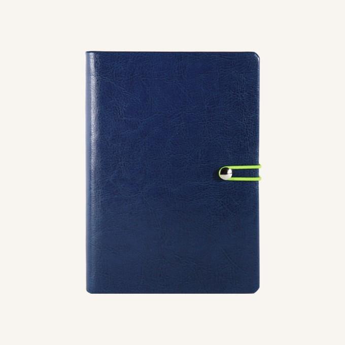 2017 Executive Diary – A5, Dark Blue, English version