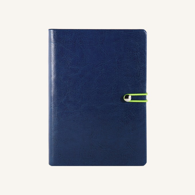 2018 Executive Diary – A5, Dark Blue, English version