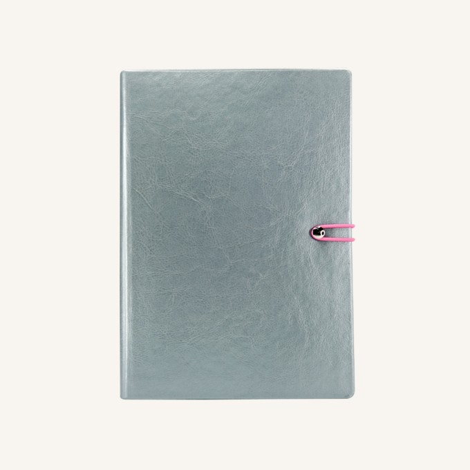 2019 Executive Diary – A5, Silver, Chinese version