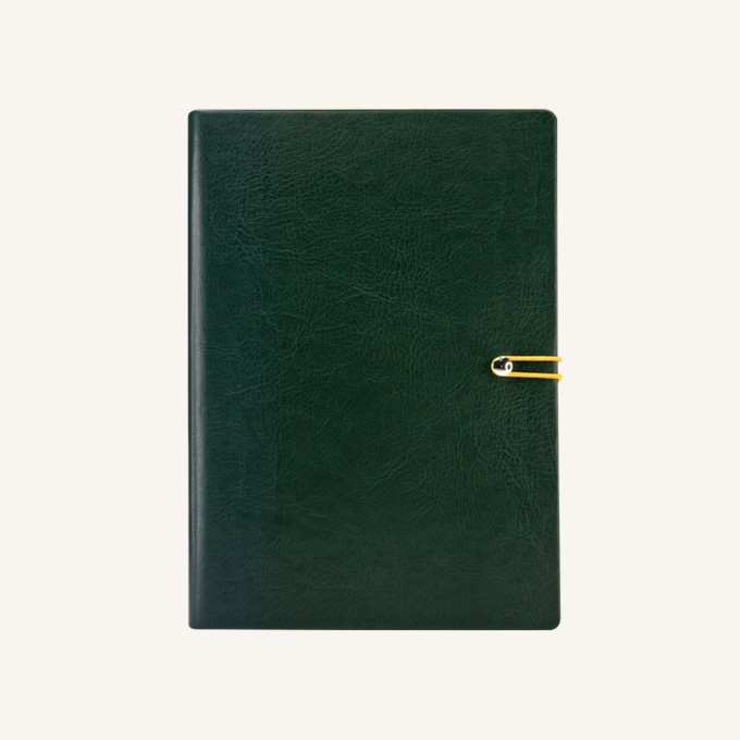 2019 Executive Diary – A5, Green, Chinese version