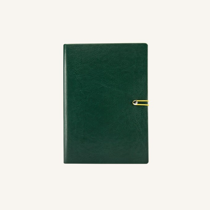 2019 Executive Diary – A6, Green, Chinese version