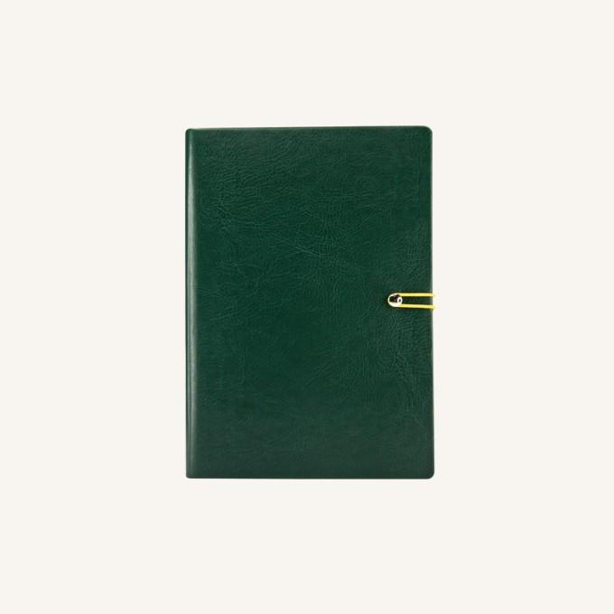 2017 Executive Diary – A6, Green, English version