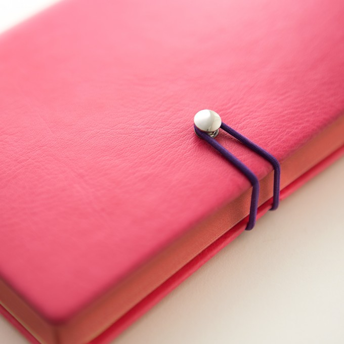 2020 Executive Diary – A6, Pink, Chinese version