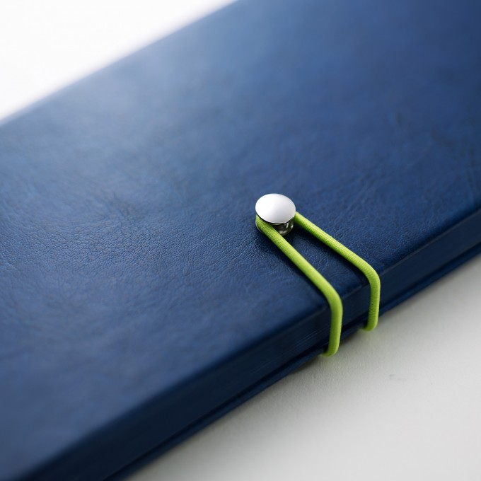 2017 Executive Diary – Pocket, Dark Blue, Chinese version