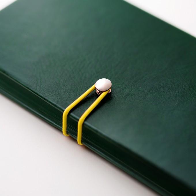 2017 Executive Diary – Pocket, Green, English version