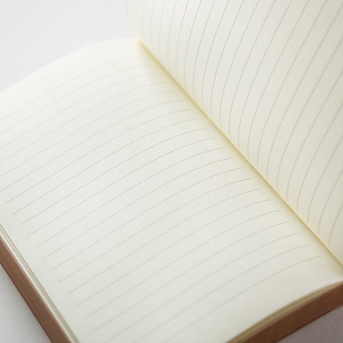 slab lined notebook a6 copper daycraft make my day