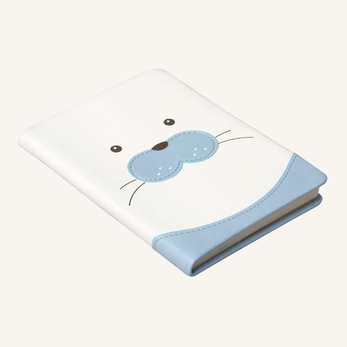 2021 Animal Pals Diary – A6, Baby Seal