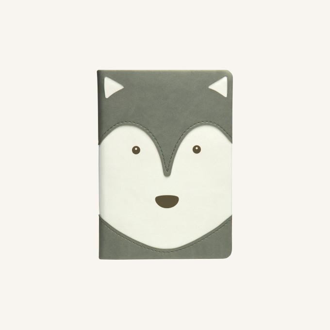 2019 Animal Pals Diary – A6, Husky