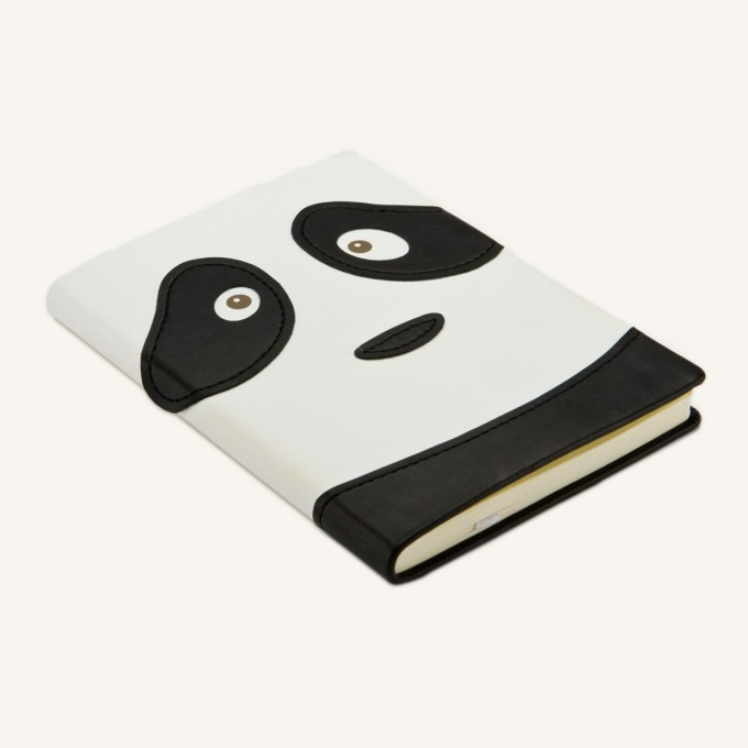 2018 Animal Pals Diary – A6, Panda
